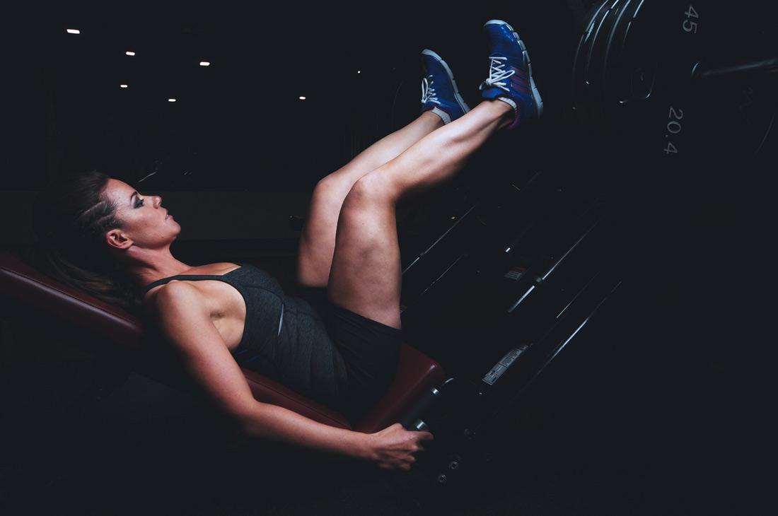fitness krachttraining Delft