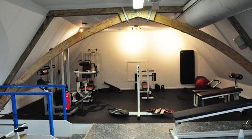 fitness sportclub Delft