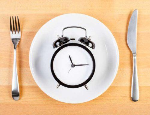 Intermittent fasting, geen modedieet.