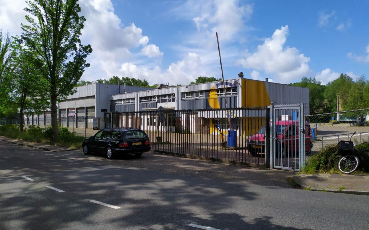 Staalweg 1 Delft